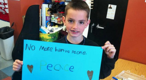 8-year-old Martin Richard, killed by the Boston Marathon bombings