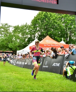 Finishing 70.3 CT